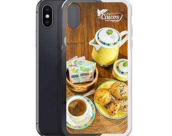 Caicos Tea iPhone Case
