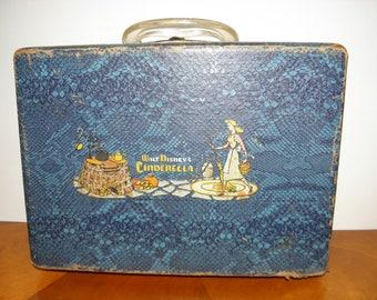Cinderella Child's Suitcase
