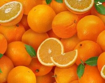 Orange Apron - Toddler & Primary