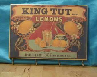 King Tut Lemons