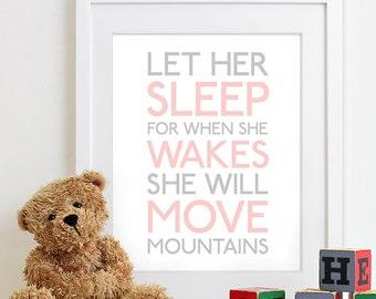 Baby girl art, girl nursery decor, baby girl wall art baby girl decor, girl nursery print girl nursery art Family Playroom Rules Sign
