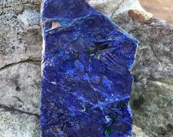 Azurite Malachite - Malachite - Malachite Stone - Azurite Crystal - Azurite Raw - Raw Azurite - Raw Malachite - Raw Crystal - 511g