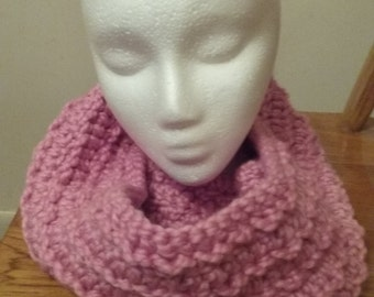 pink cowl