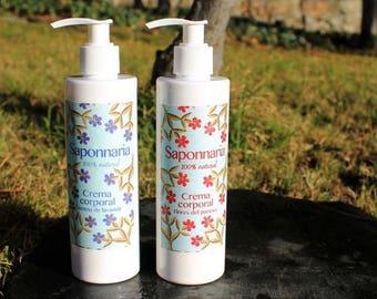 Natural body cream/body milk/moisturizing body/essential oils/skin cream/body cream/Soft skin/woman gift
