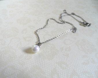 choker necklace, wedding choker necklace, weddin necklace, bridal necklace, bridesmaid necklace, brides maid gift