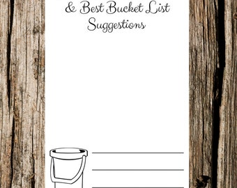 Retirement Bucket List Ideas
