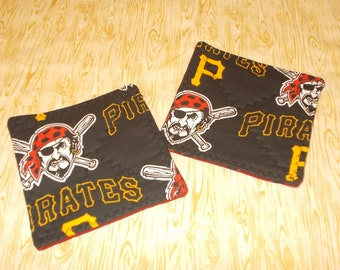 Pittsburgh Pirates MLB Coasters - Set of 2 or 4--Free Shipping!