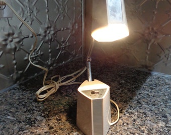 1970s Ohm-Rite Electrical Ltd Model H-2 folding desk lamp
