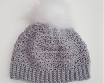 The Iris Hat Crochet Pattern