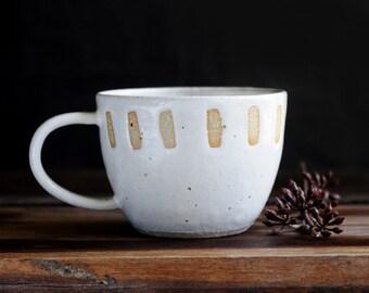 SUNSHINE MUG - Speckled Stoneware Clay