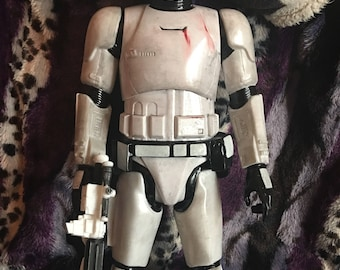 Custom Star Wars First Order Stormtrooper