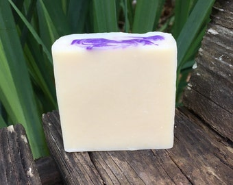 Lavender Soap, Fresh Goat Milk Soap, Mango Butter Soap, Kaolin Clay Soap, Natural Soap, Handmade Soap