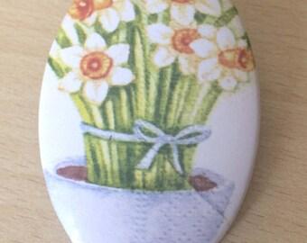 """magnets / Fridge Magnet: """"Daffodil"""""""