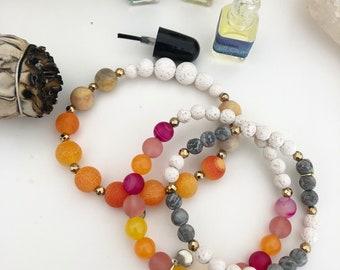 Diffuser Bracelet Essential Oil Blends