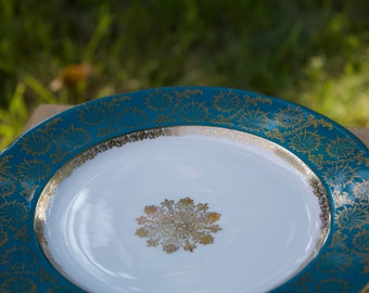 1950's Royal Grafton Lunch Plate