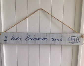I love Summer time