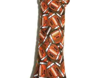 Catnip Cat Toy Football Kicker Organic Sport Pillow Pet Supplies
