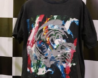 Vintage 1990 The Cure Mixed Up shirt /Brockum Collection / one size Fit all