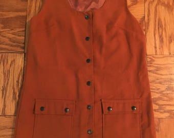 Vintage Women's Lady Wrangler Vest