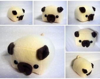 Pug Loaf- Medium -Made to Order