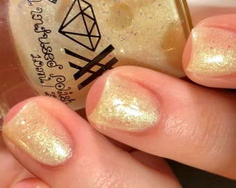 Roxx for Kids - Moonstone - Soothing - Crystal Infused Nail Polish - Non-Toxic - Vegan - Crystal Energy