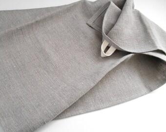 Linen Kitchen Towels, Hand Towel, Natural Linen Dish Towel, Linen Tea Towel