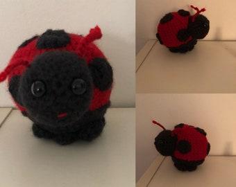 Amigurumi Crochet Ladybug