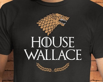 Fathers Day Shirt, Game of Thrones Shirt House Name Personalized, Fathers Day Gift for Game of Thrones fan, Game of Thrones Gift Idea, GoT.