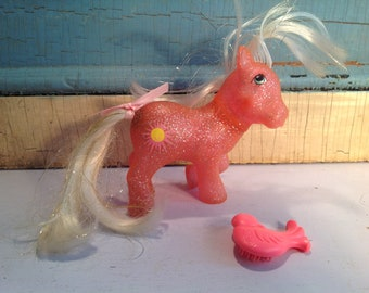 Vintage my little pony Sunspot 80'