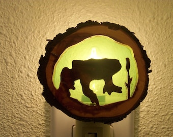 Frog nightlight