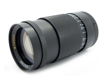 Jupiter-37A 135mm F3.5 Lens for M42
