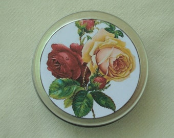 Rose Solid Perfume, Solid Perfume, Perfume, Rose Fragrance, Gifts for Her, Essential Oils, Rose, Rose Perfume, Natural Perfume, Handmade