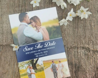 Save the Date Magnets - Custom Wedding Save the Date