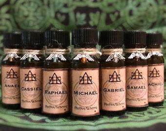 ARCHANGEL: 7 Archangel Oils, Choose Your Archangel Oil
