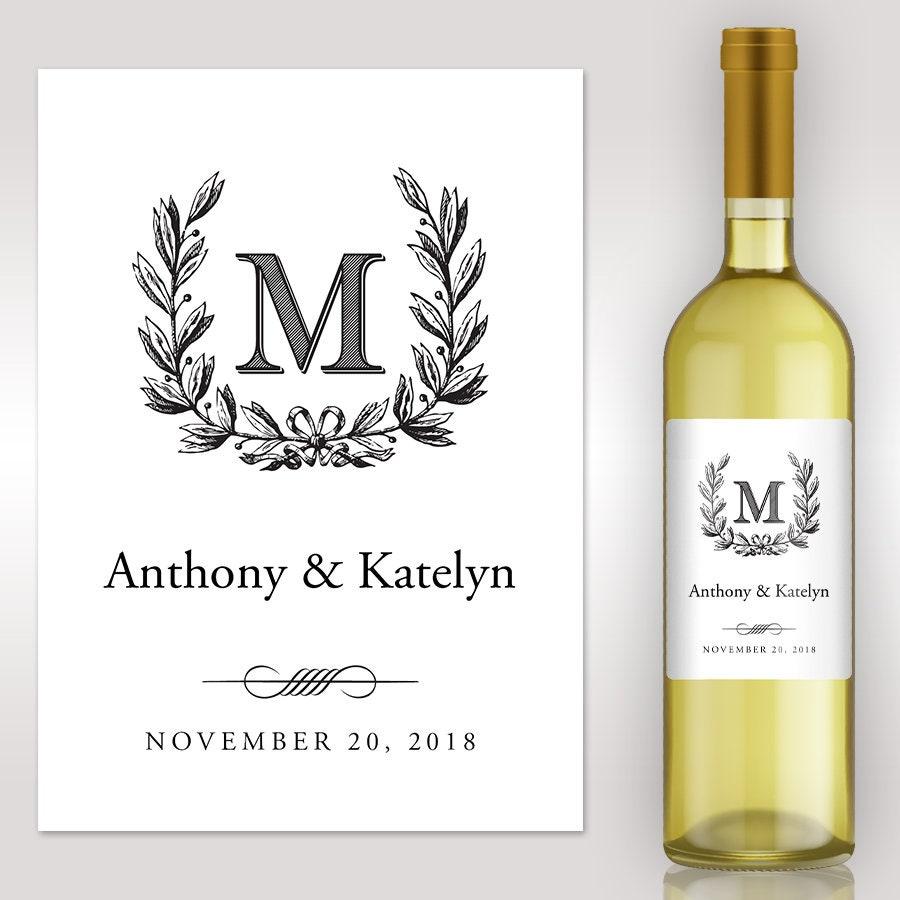 Erfreut Druckbare Wein Etikettenvorlage Bilder - Entry Level Resume ...