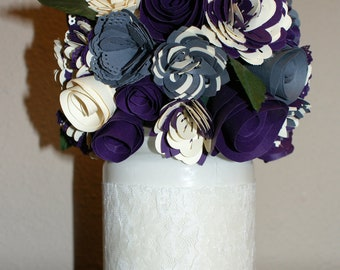 Handmade Paper Flower Centerpiece (Large)