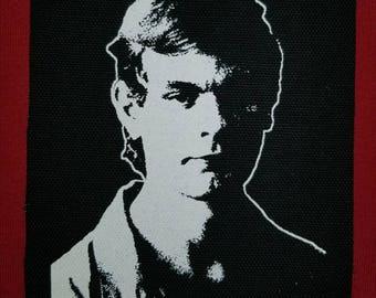 Jeffrey Dahmer Cloth Punk Patch