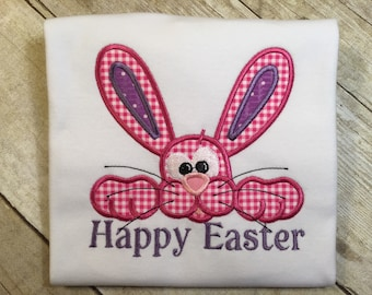 Easter Bunny-Pink Children's T-Shirt