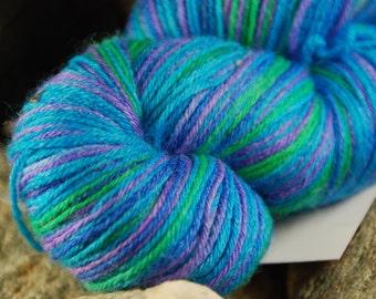 handdyed Yarn, 100g/ 3,5oz , colour 17