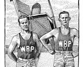 Wildwood Beach Patrol, 19...