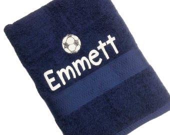 Personalized Sports Towel, Sports Towel, Personalized Towels, Embroidered Towels, Towels Personalized, Sports, Embroidered Sports Towels