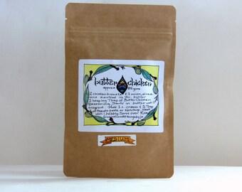Organic Butter Chicken Spice Blend - Organic Spice Blends - Indian Comfort Food Spice Mix