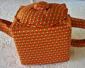 Teapot tissue box cover
