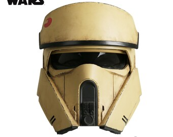 STAR WARS - Shore Trooper Helmet - Anovos