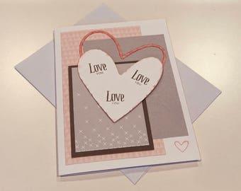 Love you, card