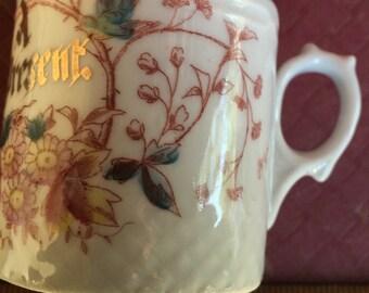 Vintage Child's Mug.