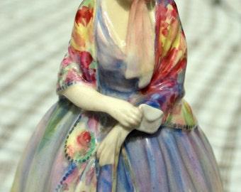 Rare Royal Doulton figurine Barbara, HN1432