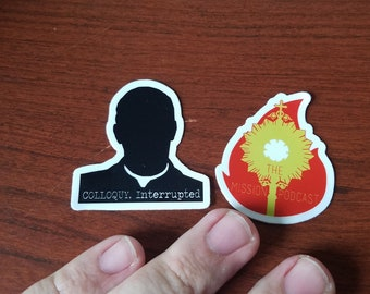 Podcast Stickers
