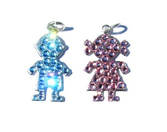 The little people in your life necklace