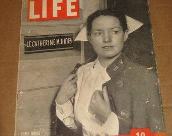 Life Magazine magazine back issue dated 1941   [c4978o]